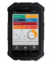 Data Logger Android Application SA-400